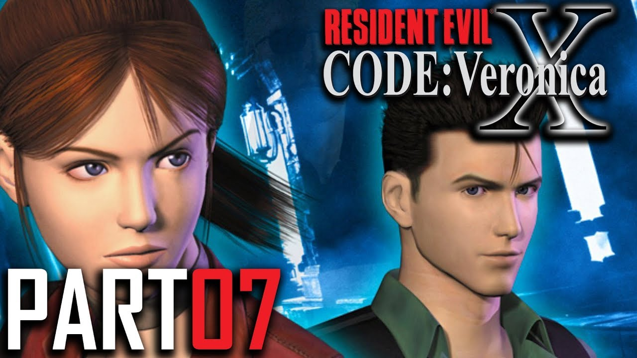Resident Evil: Code Veronica – Part 07: Party mit Chris