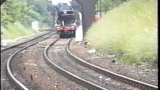 preview picture of video 'Part 1 Flying Scotsman on the Cromwell Pullman'