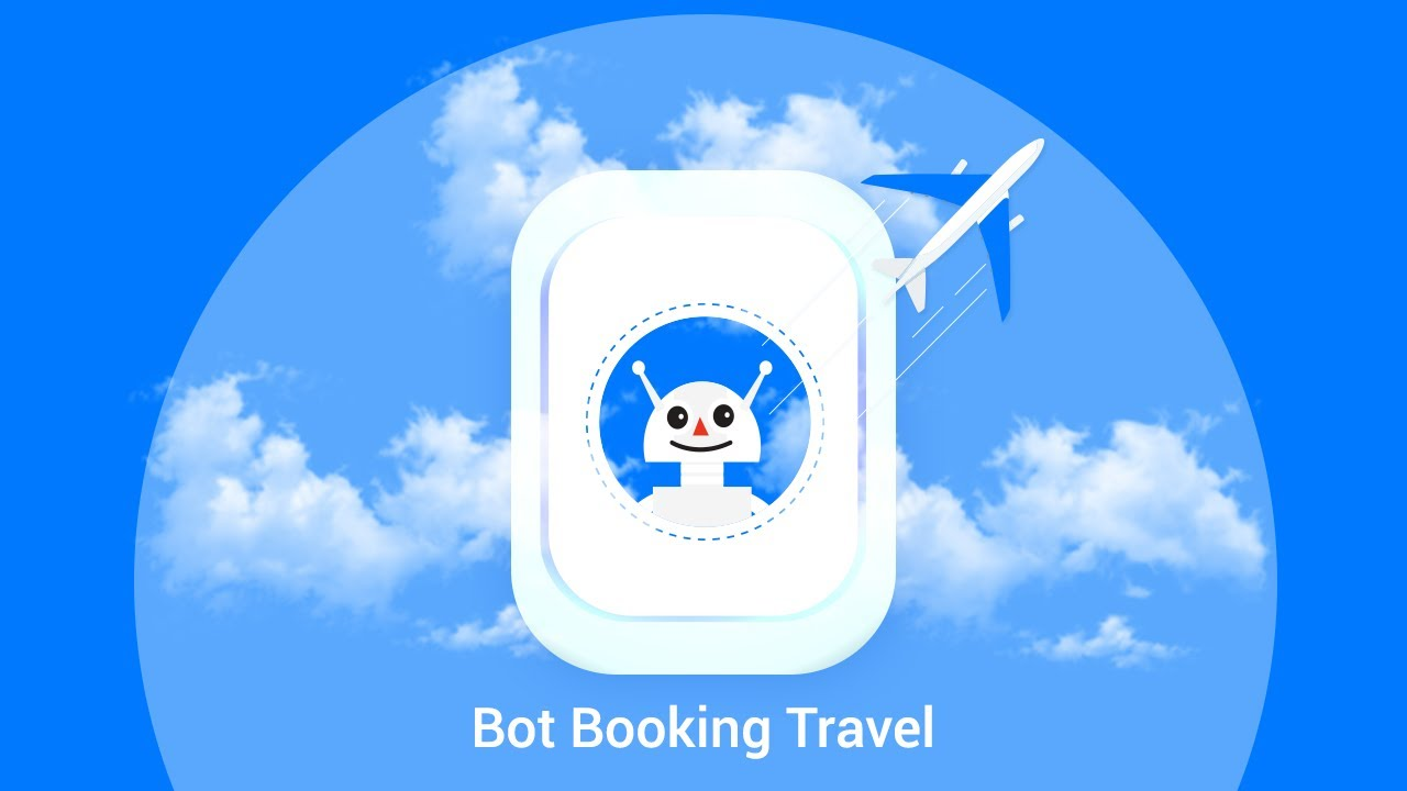 Create Your Bot Booking Travel using the SnatchBot platform