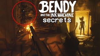 TOMMY GUN! TIME TO KILL BENDY | Bendy and The Ink Machine (Chapter 3 Secrets)