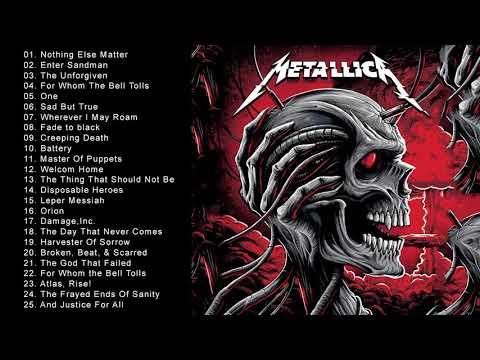 Best Of Metallica - Metallica Greatest Hits full Album