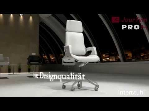 Interstuhl Silver - Der Silver-Stuhl - Hadi Teherani - Drehstühle, Drehsessel, Loungesessel