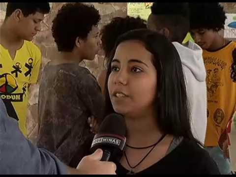 Em Belo Horizonte, estudantes protestam contra a proposta de reforma do ensino médio