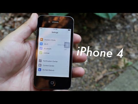 iPHONE 4 In 2018! (Should You Still Buy It?) (Review)