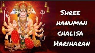 Shree Hanuman Chalisa - Hariharan Lyrics Mangalwar Bhajans