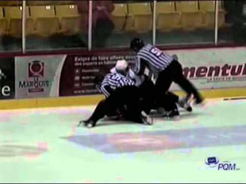Anthony Mantha vs. Scott Trask