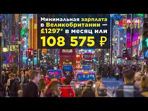 Сколько денег тратят на еду британцы и россияне?