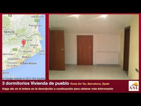 3 dormitorios Vivienda de pueblo se Vende en Roda De Ter, Barcelona, Spain