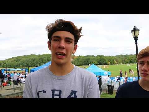 CBA Boys Won A Physical Manhattan Race