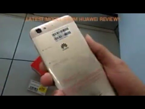 new HUAWEI GR3 review (tagalog)