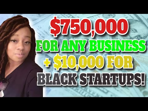 , title : 'HURRY Up to  $750,000 in Small Business Grants For Everyone + $10,000 Grants for Black Startups!