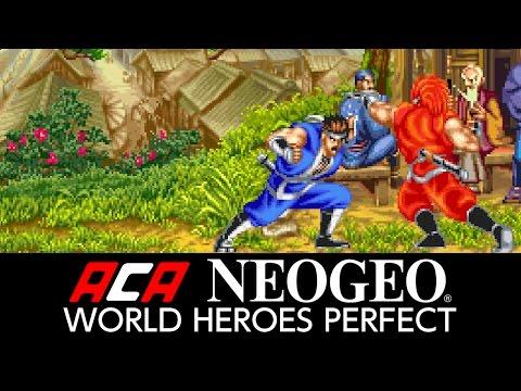 ACA NEOGEO WORLD HEROES PERFECT thumbnail
