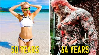 Top 10 Grandparents You Wont Believe Exist | People Who Dont Age