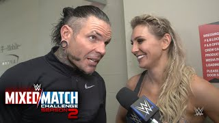 """Does Charlotte Flair delete Jeff Hardy's """"Woo!"""" attempt after WWE MMC?"""