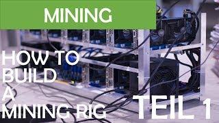 Wie viel baut ein Cryptocurrency-Mining-Rigg auf