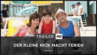 Der kleine Nick macht Ferien Film Trailer