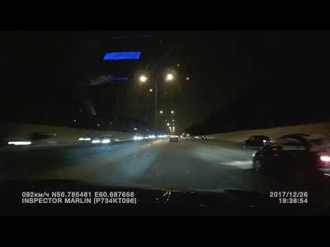 Неожиданный поворот автоледи привел к ДТП