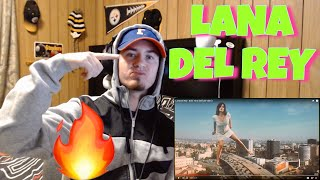 Lana Del Rey - Doin Time (REACTION) (Official Video)