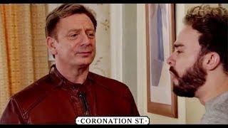 Coronation Street spoilers: David Platt to EXIT soap amid explosive Martin Platt showdown?