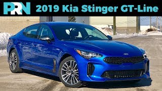 2019 Kia Stinger GT-Line Long Term