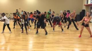 Jessie J ft 2 Chainz Burnin Up (Cardio Dance Choreography)