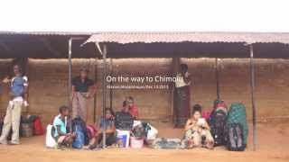 preview picture of video '旅する鈴木474:On the way to Chimoio @Mozambique'