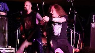 Christ Agony - Mephistospell (live in Minsk - 18.05.12)