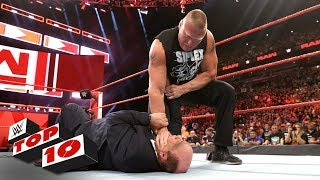 Top 10 Raw moments: WWE Top 10, July 30, 2018