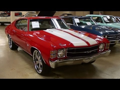 1971 Chevrolet Chevelle SS 454 Quick Look