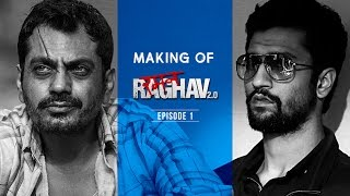 Shooting With Kashyap  Making Of RR 20  Episode 1  Anurag Kashyap