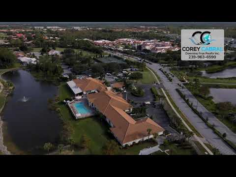 Glen Eagle Golf & Country Club Naples FL Clubhouse Real Estate Homes & Condos