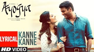 gratis download video - Kanne Kanne Lyrical Video Song   Ayogya   Sam C.S.   Anirudh Ravichander   Vishal, Raashi Khanna,