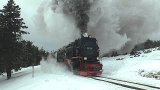 Harz Mountain Railway - February 2015
