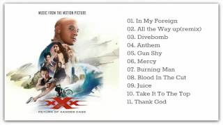xXx_ Return of Xander Cage (OST) Full Album