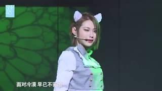 少女革命 SNH48 李美琪 张雨鑫 王诗蒙 20190417