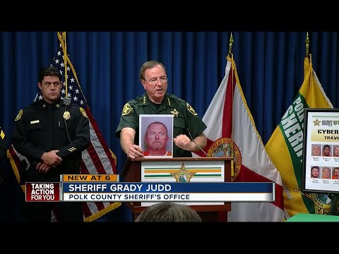 Child sexual exploitation up in Florida year to year