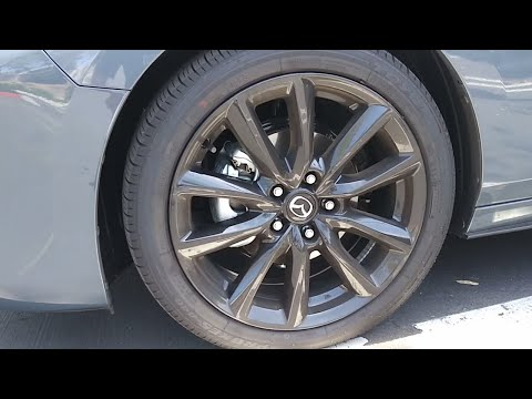 Wheels and Tires on 2019 Mazda3 - Should you upgrade or downgrade?