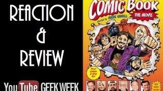 Reaction & Review | Comic Book: The Movie
