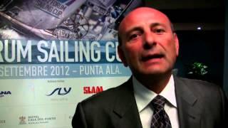 Youtube: Intervista ad Alfredo Manzo, Forum Sailing Cup 2012