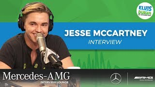 """Jesse McCartney on """"Better With You,"""" Comedy, and Acting   Elvis Duran Show"""