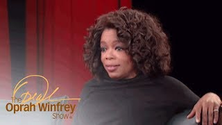 The Time Stevie Wonder Crashed Oprah's Party | The Oprah Winfrey Show | Oprah Winfrey Network