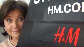 ПОПОЛНЕНИЕ  ЛЕТНЕГО ГАРДЕРОБА ИЗ H&M - обзор покупок одежды