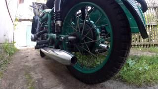 Мотоцикл Урал New