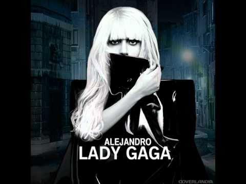 Lady Gaga - Alejandro (REMIX)
