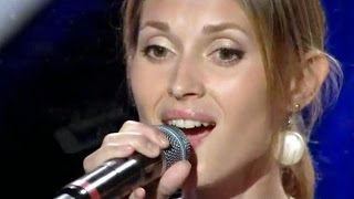 Aida Nikolaychuk - Whitney Houston - [ I Wanna Run To You] X-Factor 3
