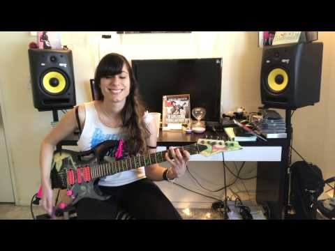 "Nili Brosh // Steve Vai Cover Playthrough - ""Answers"""