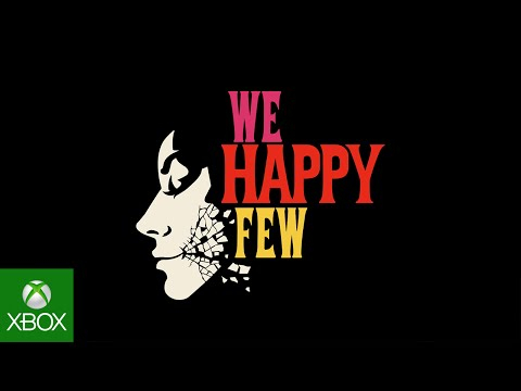 We Happy Few Gets A New Trailer