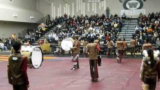Arcadia High School Varsity Percussion 2009