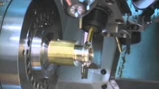 Hardinge SUPER-PRECISION T-42 CNC Lathe