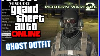 """GTA 5 Online - How to get Simon """"Ghost"""" Riley Outfit for PS4, PS3, XBOX ONE, XBOX 360"""